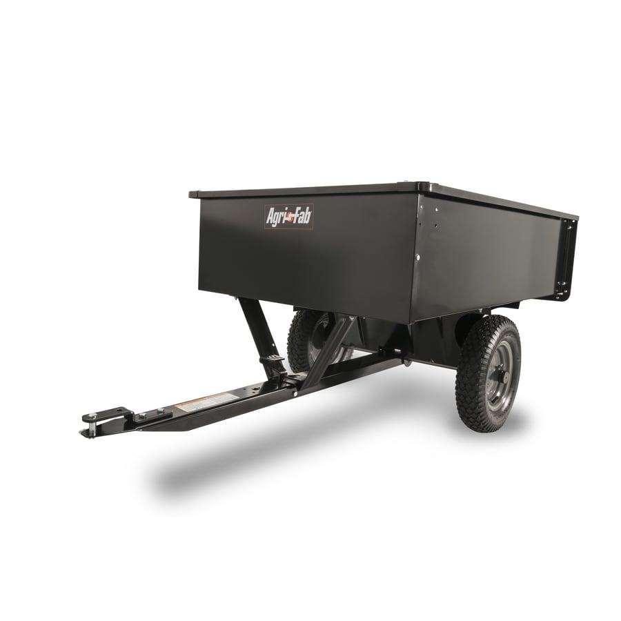 Agri-Fab 10-cu ft Steel Dump Cart