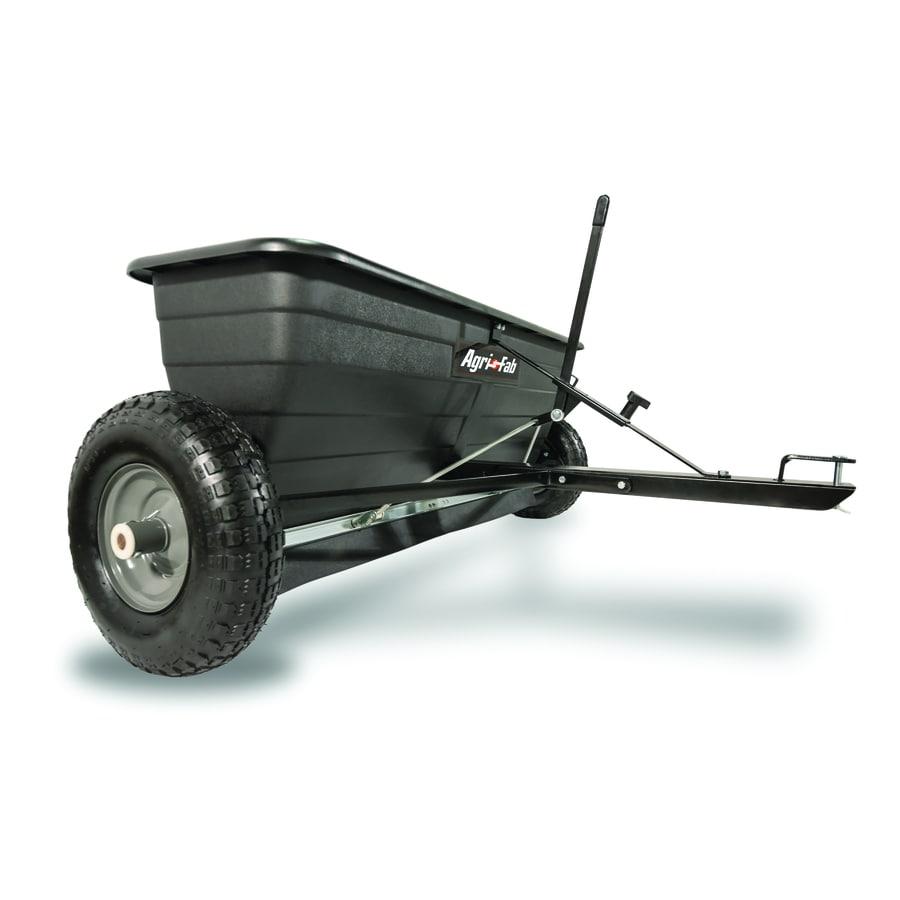 Shop Agri Fab 175 Lbs Lb Capacity Tow Behind Lawn