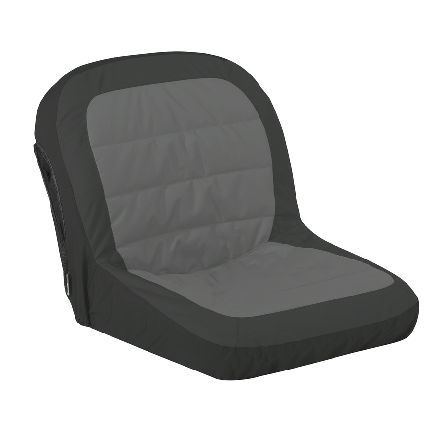 Classic Accessories Mid-Back Lawn Mower Seat Cover