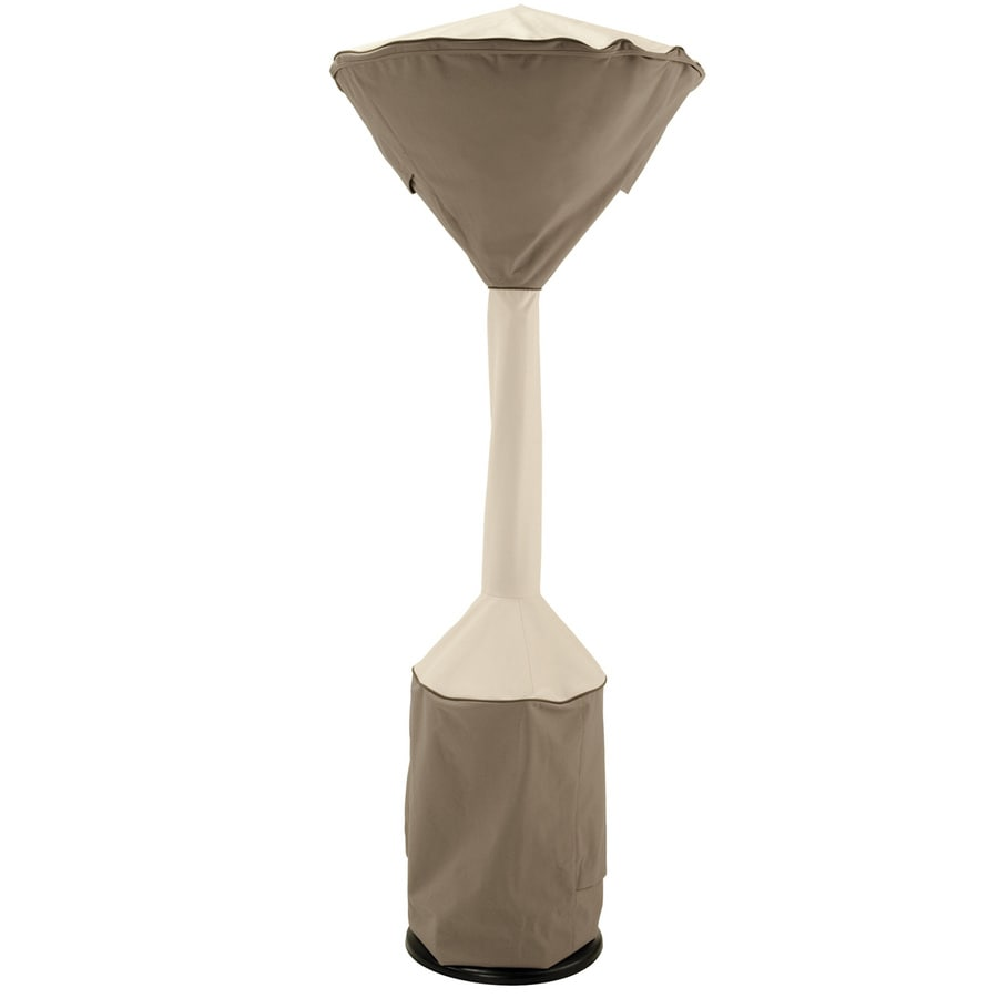 Classic Accessories 95-in Pebble/Earth/Bark Patio Heater Cover