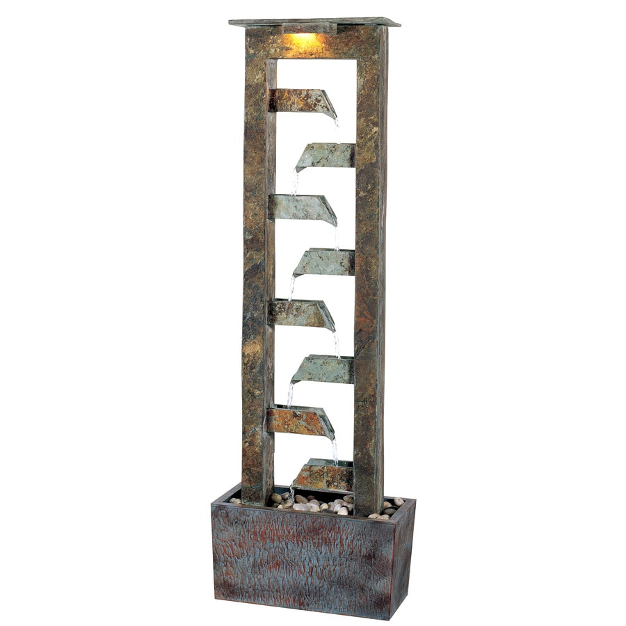 Kenroy Home Aqueduct 49-in Outdoor Fountain