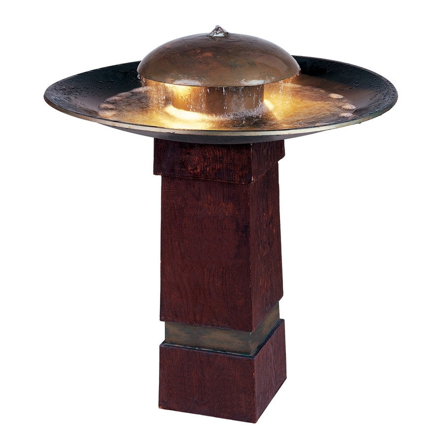 Shop Kenroy Home Portland Sound 30 In Outdoor Fountain At