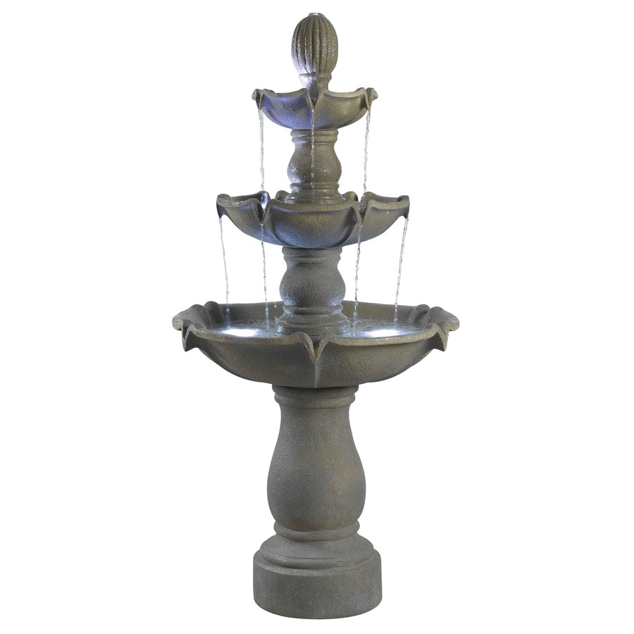 Kenroy Home 62-in Outdoor Fountain