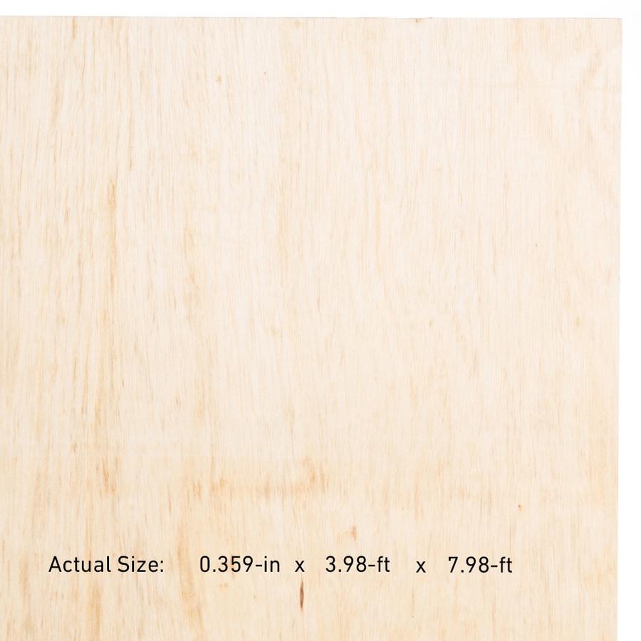 Medium Density Overlay 3/8 CAT PS1-09 Square Douglas Fir MDO Plywood , Application As 4 x 8
