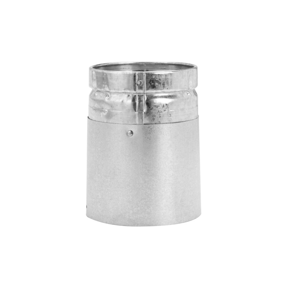 Selkirk 3-in Dia Galvanized Coupling Fitting