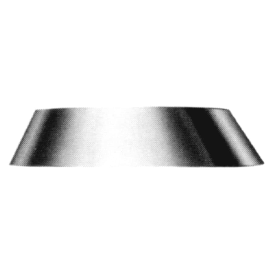 Selkirk 4-Pack 10-in Stainless Steel Stove Pipe Trim Collar