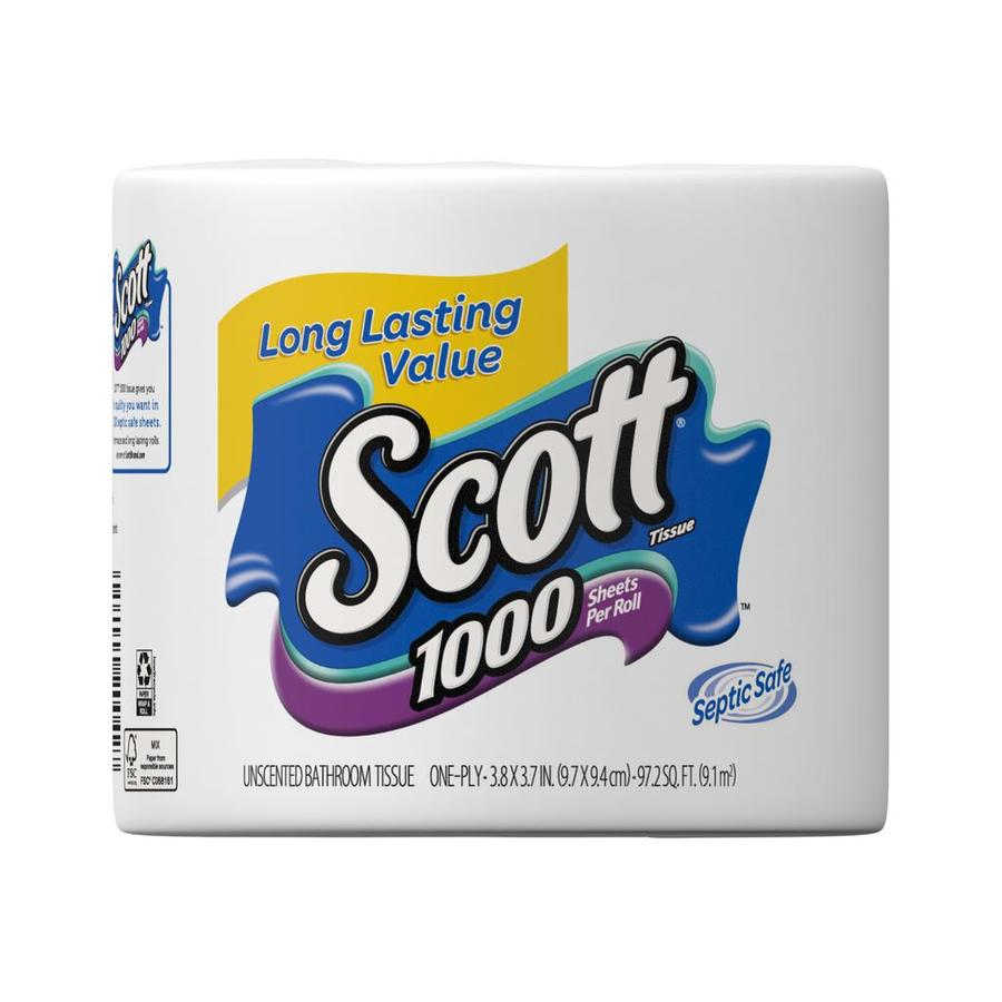 SCOTT 1-Pack Toilet Paper