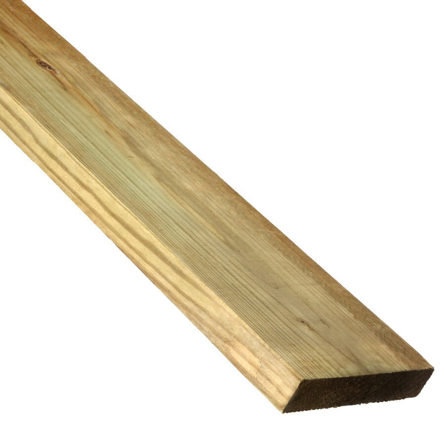 Top Choice #2 Prime Pressure Treated Lumber (Common: 2 x 10 x 10; Actual: 1.5-in x 9.25-in x 120-in)