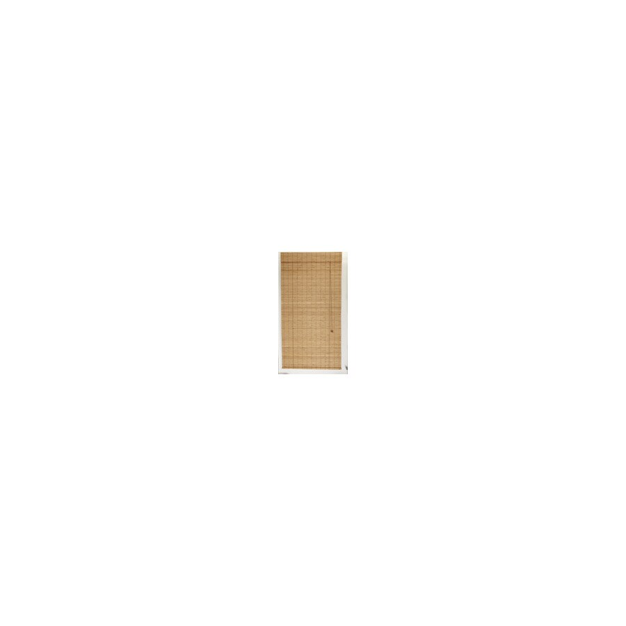 Style Selections Spice Light Filtering Bamboo Roll-Up Shade (Common 30-in; Actual: 30-in x 72-in)