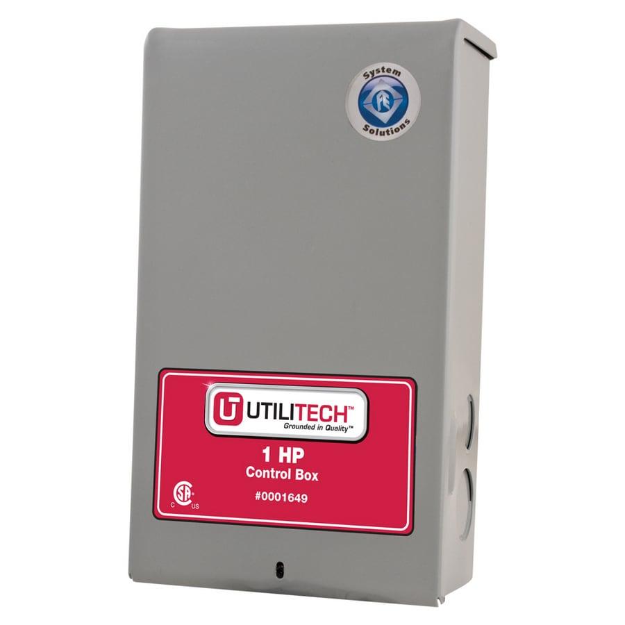 Utilitech Steel Control Box