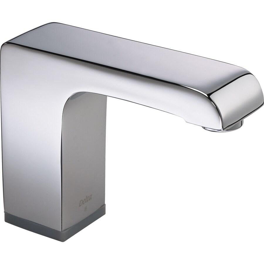 Delta Arzo Chrome Touchless-Handle Bathroom Sink Faucet Trim Kit