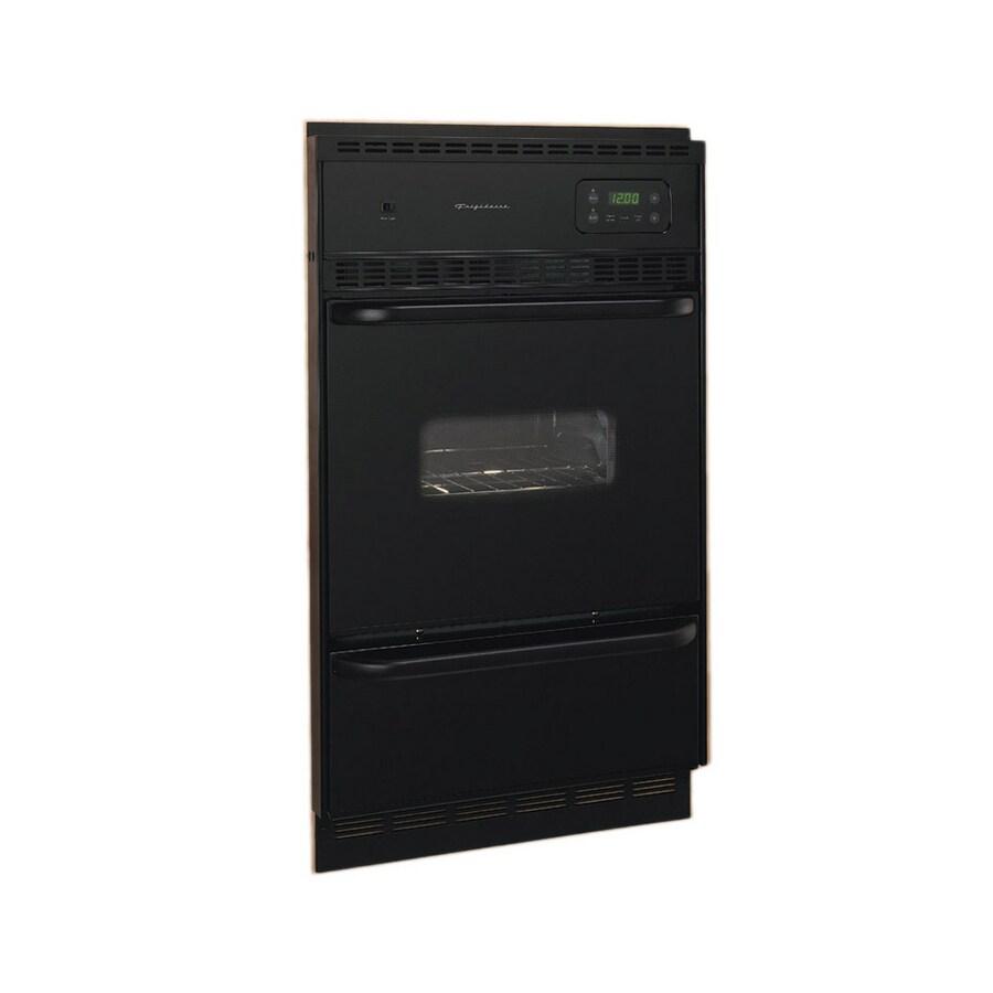 Frigidaire Single Gas Wall Oven (Black)
