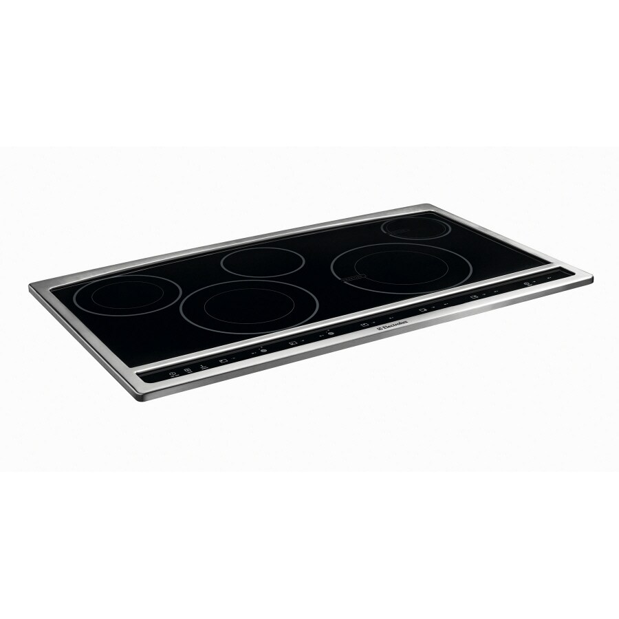 Electrolux 36-in Smooth Surface Induction Electric Cooktop (Stainless)