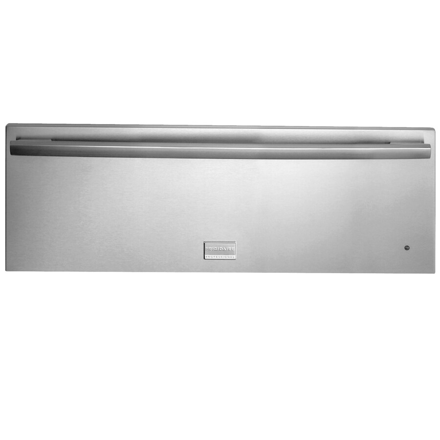 Frigidaire Professional 30-in Warming Drawer (Stainless)