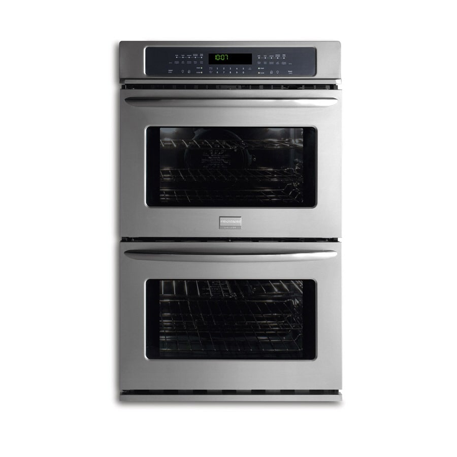 Shop Frigidaire Gallery 30 In Self Cleaning Convection