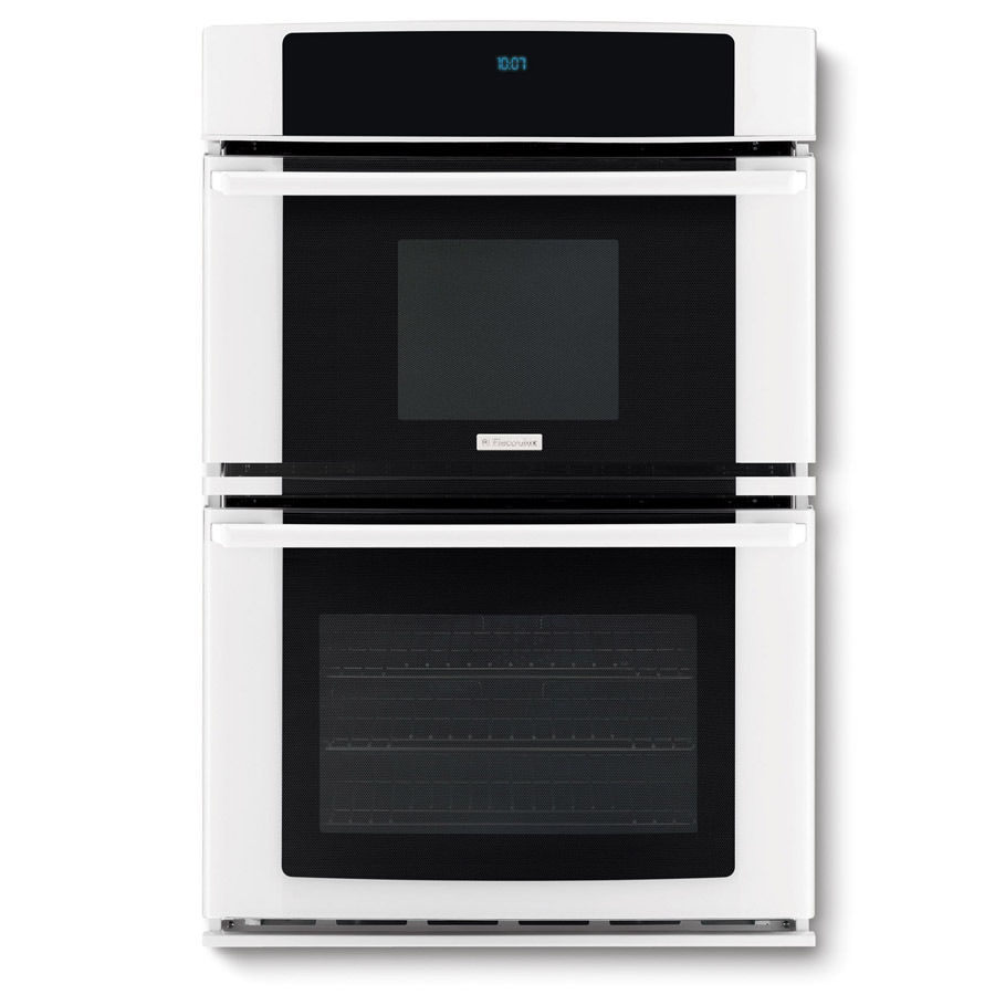 Electrolux 30-in Microwave Wall Oven Combo (White)