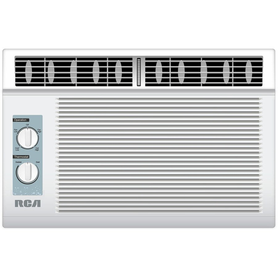 RCA 5,000-BTU 150-sq ft 115-Volt Window Air Conditioner