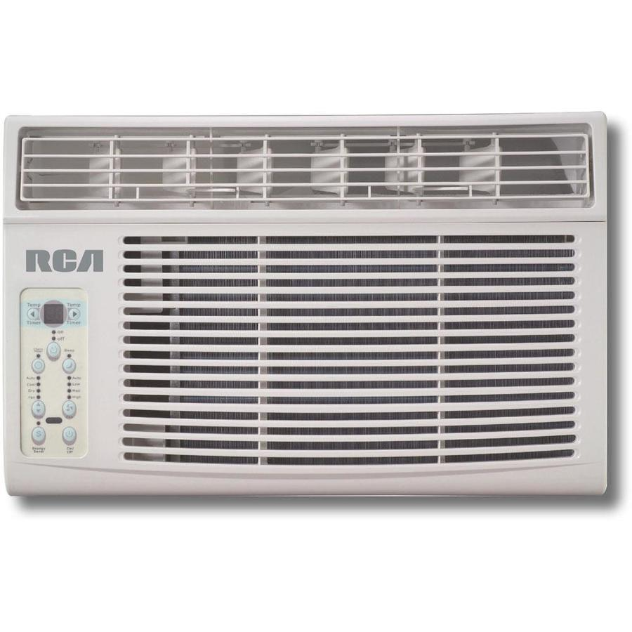 RCA 12000 Btu 550 Sq.-ft 115 Volts Window Air Conditioner 0 Btu ENERGY STAR
