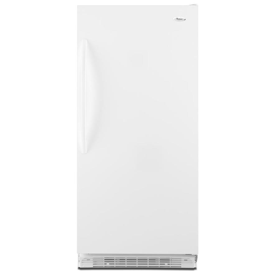 Whirlpool 17.7-cu ft Freezerless Refrigerator (White) ENERGY STAR