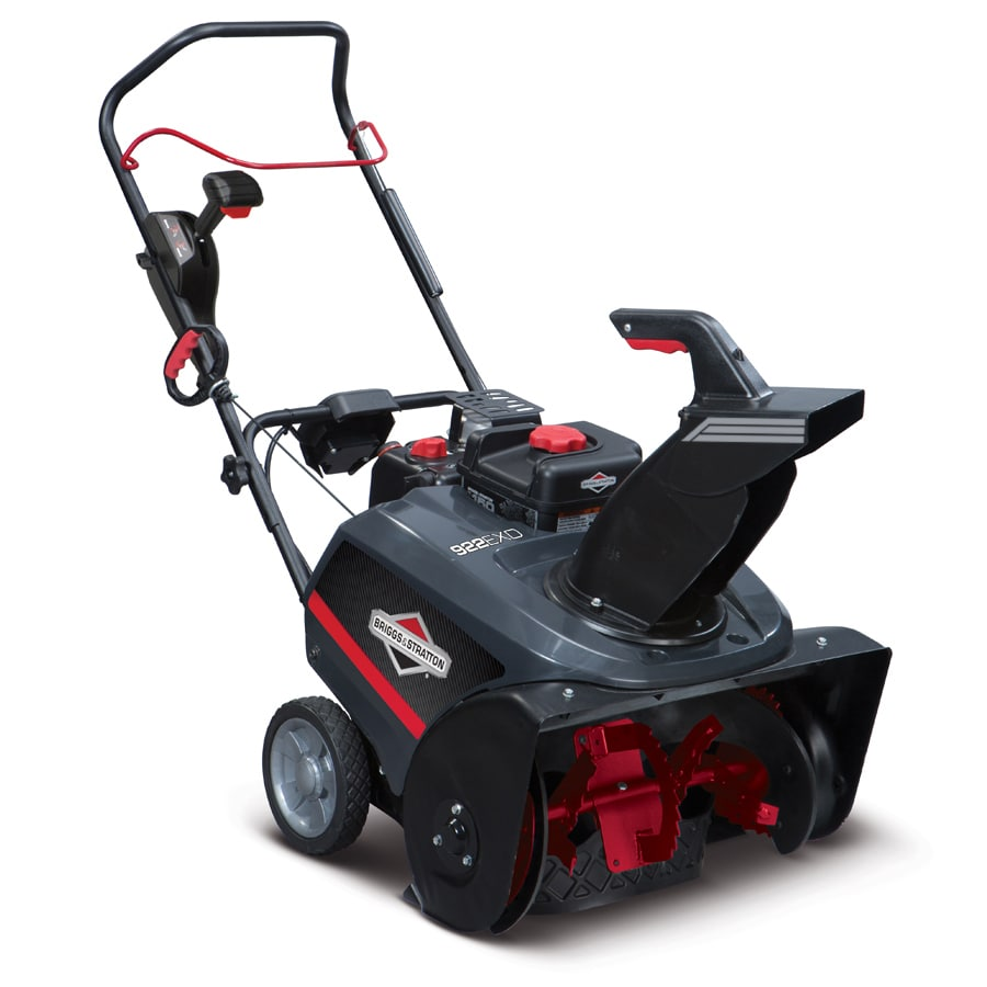 Briggs & Stratton 205cc 22-in Single-Stage Electric Start Gas Snow Blower