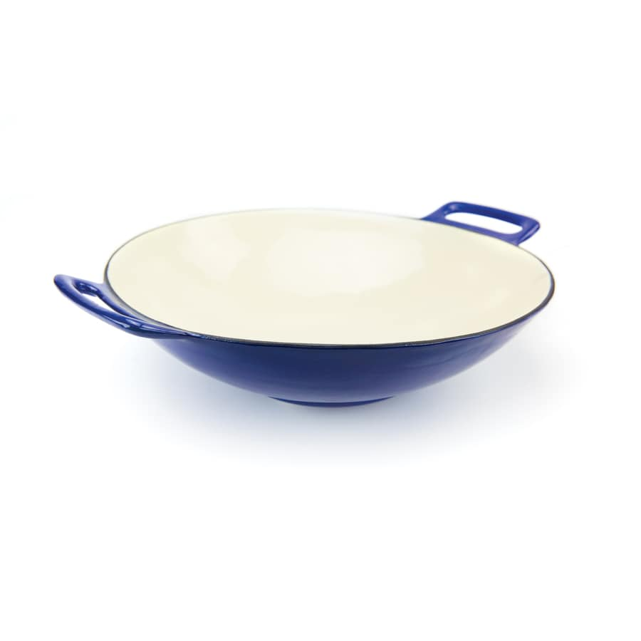 Broil King 16.93-in Cast Iron Wok