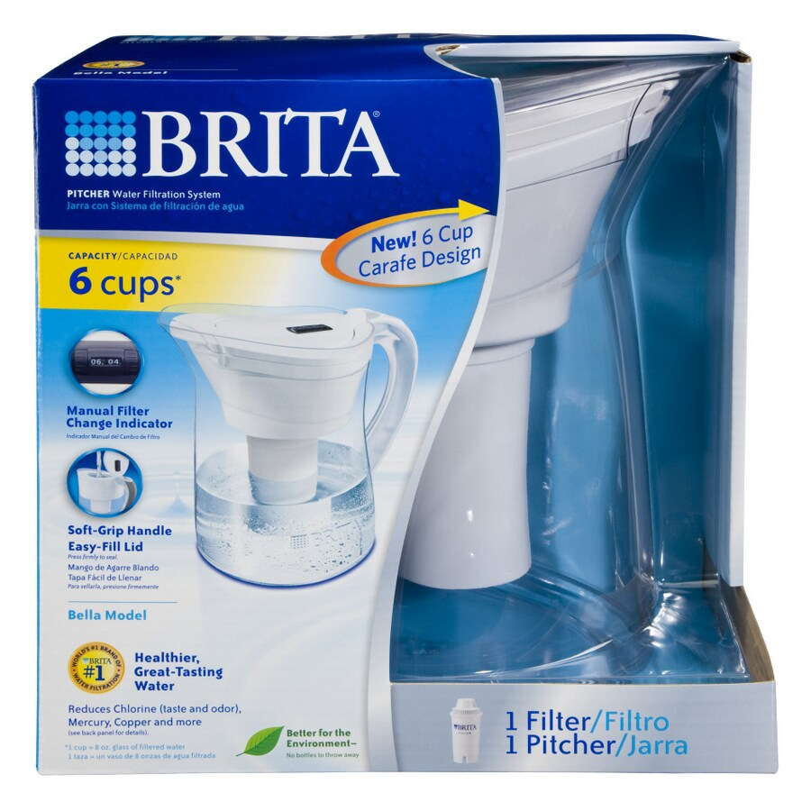 Brita 2 Pitcher Replacement Filter