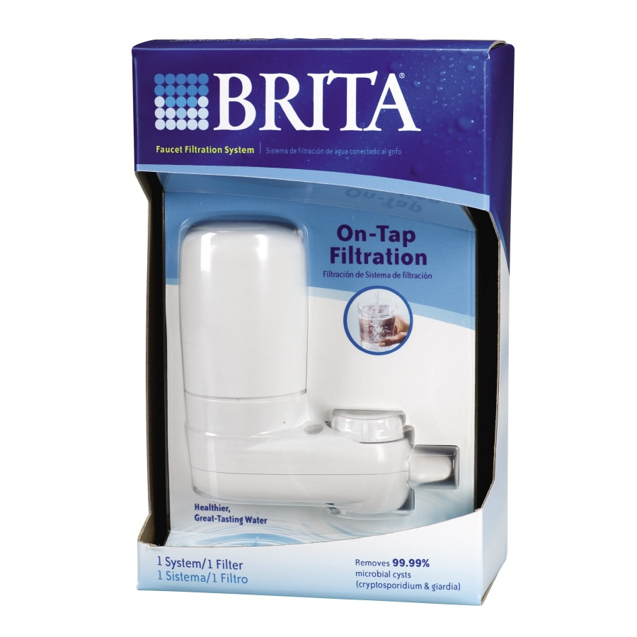 Brita 2 Faucet Mount Replacement Filter