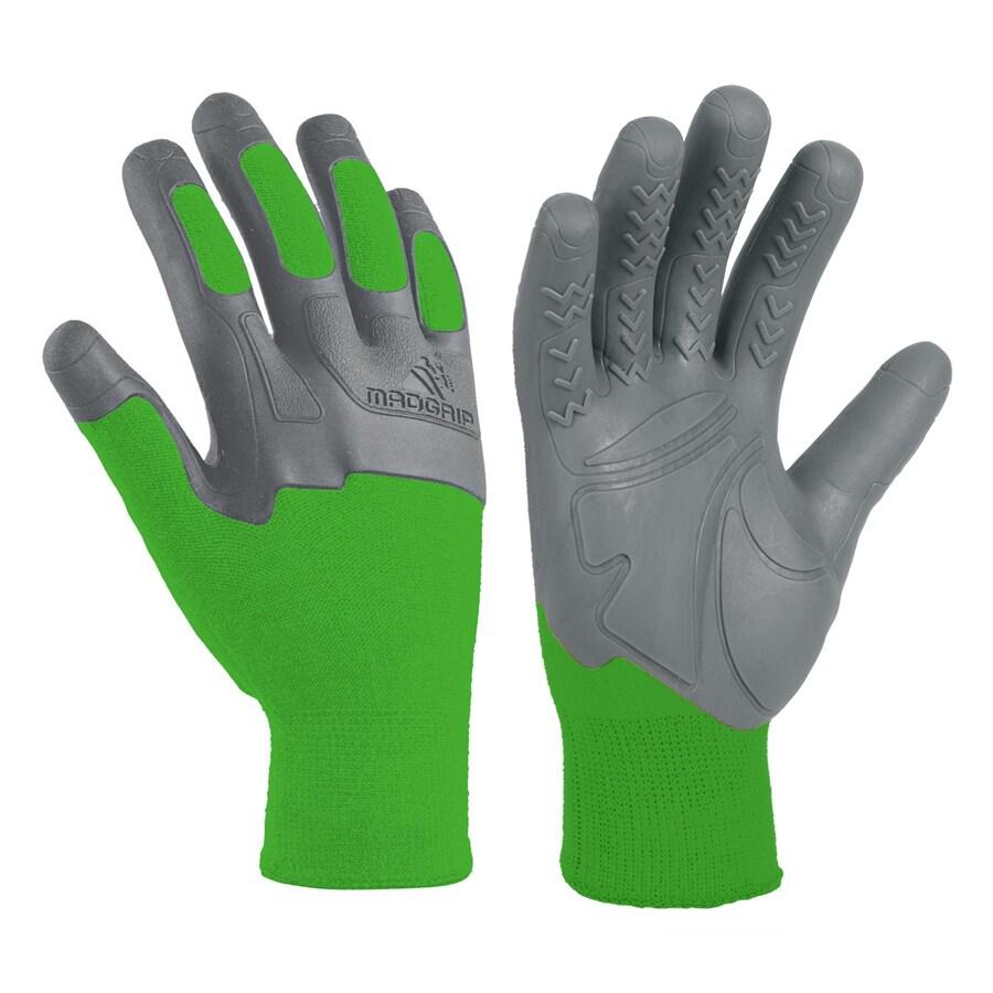 Mad Grip Pro Palm Knuckler Large Unisex Rubber High Performance Gloves