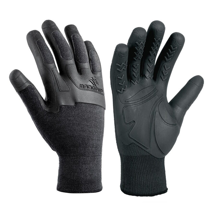 Mad Grip Pro Palm Knuckler Large Unisex Rubber High Performance Gloves