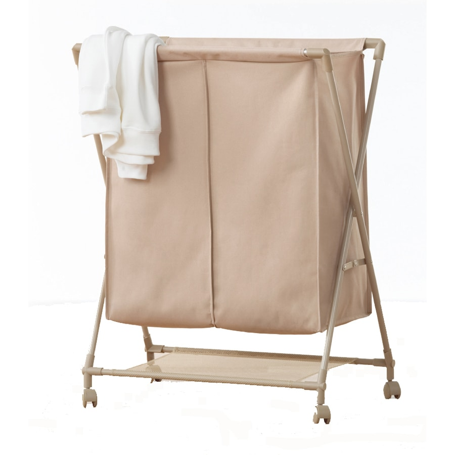 neatfreak 26.1-in x 31.6-in x 26.1-in Freestanding Mixed Material Laundry Sorter