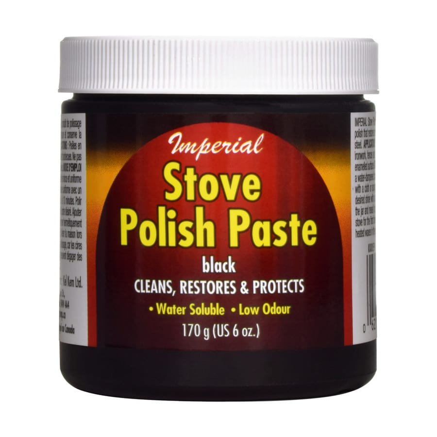 IMPERIAL 6-oz Stove Polish