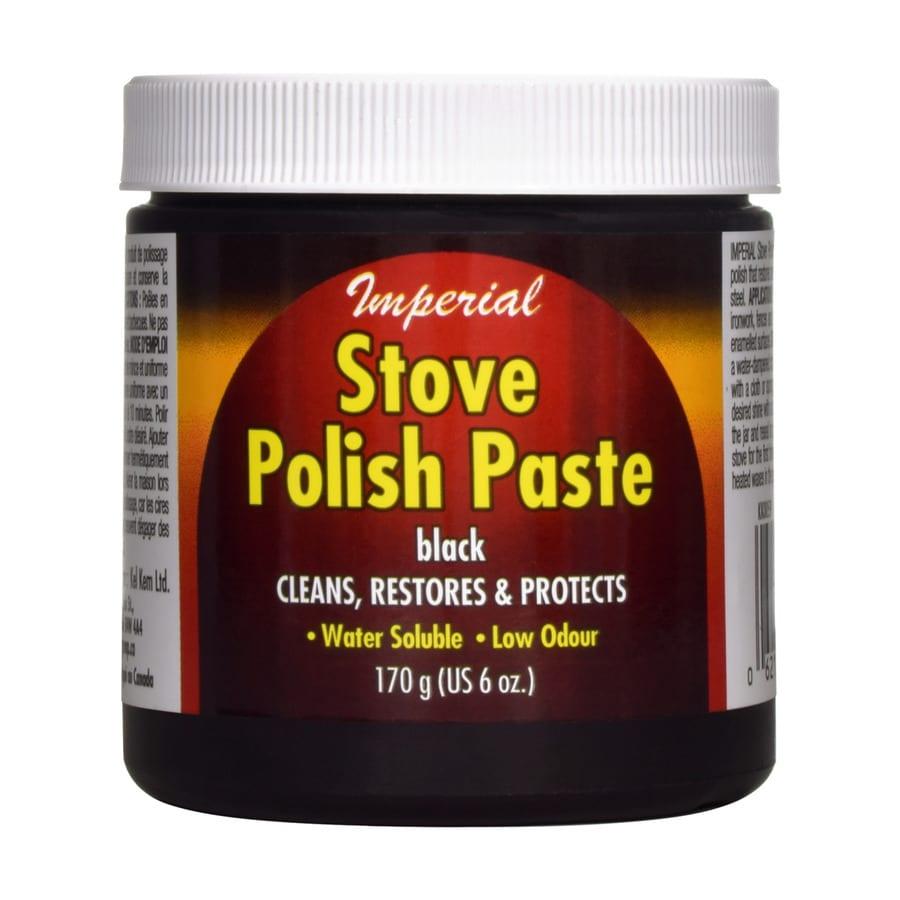 IMPERIAL 6-oz Stove Polish