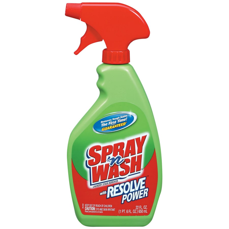 SPRAY 'N WASH 22-oz Laundry Stain Remover