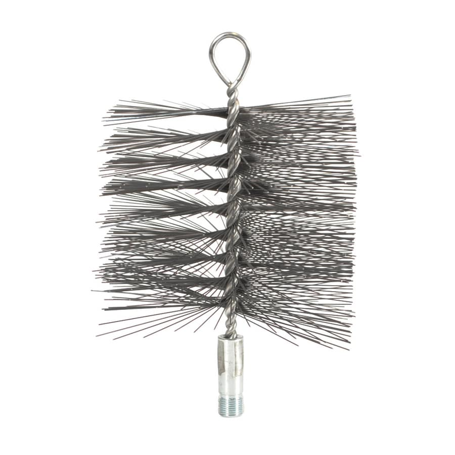 IMPERIAL 8-in W x 8-in L Wire Chimney Brush