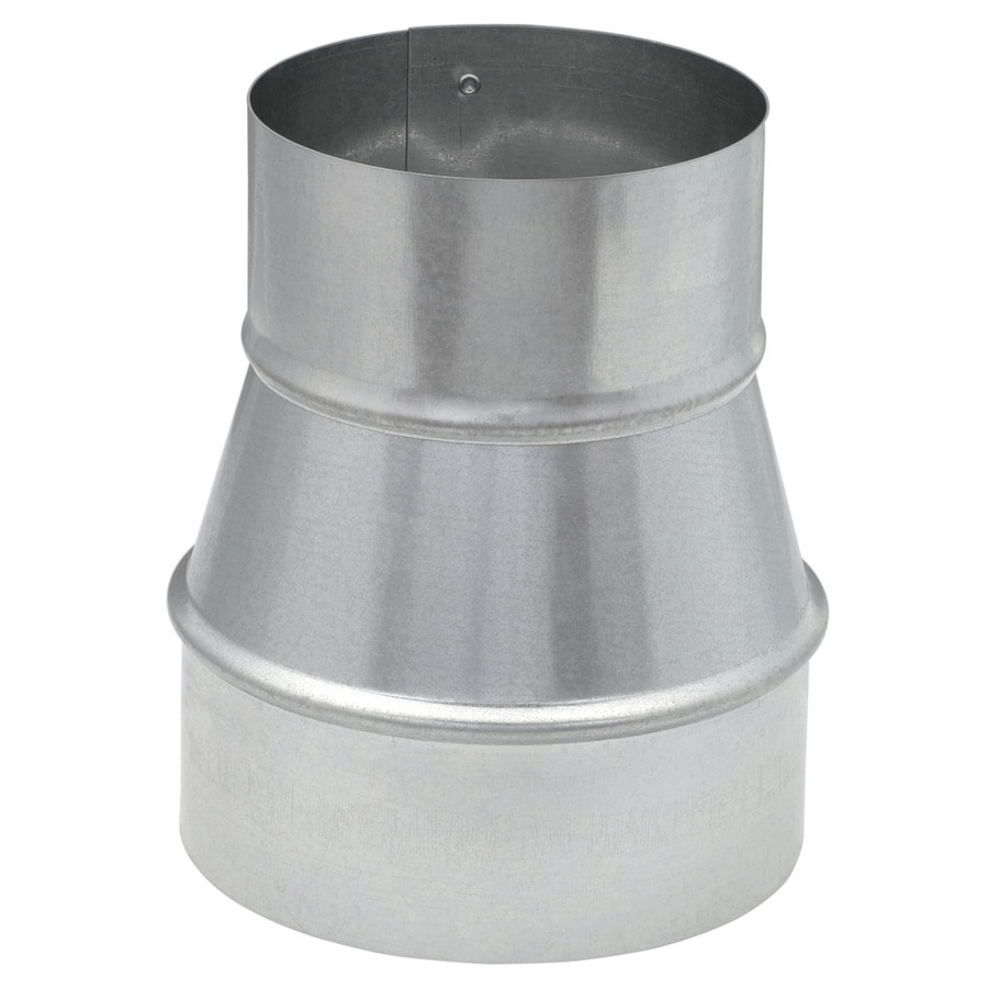 IMPERIAL 5-in Dia x 4-in Dia Duct Reducer