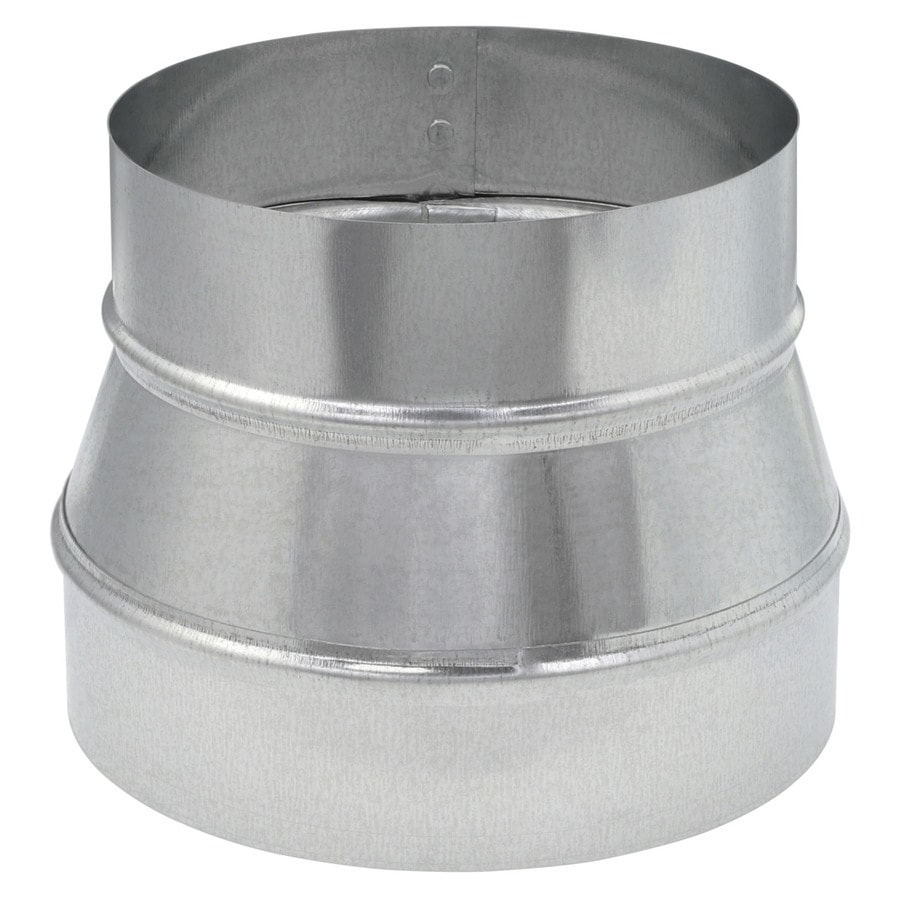 IMPERIAL 7-in dia x 6-in dia Duct Reducer