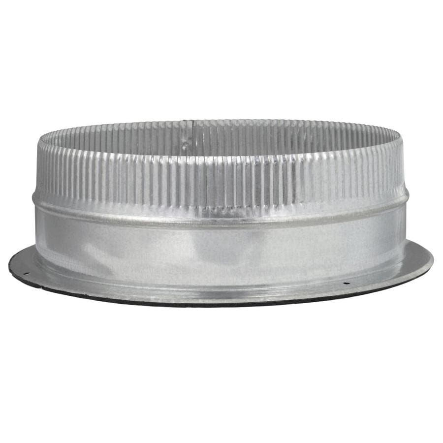 IMPERIAL 12-in Galvanized Steel Airtight Adhesive Duct Take-Off