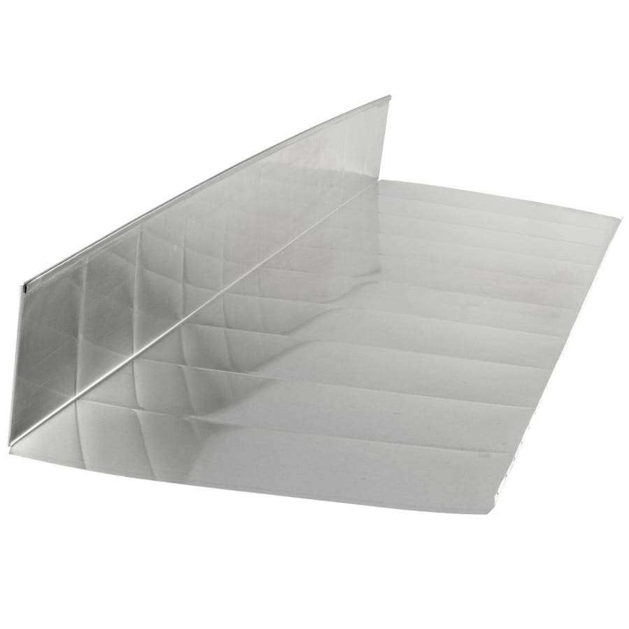 IMPERIAL 16-in x 8-in x 48-in Galvanized Steel Trunk Duct