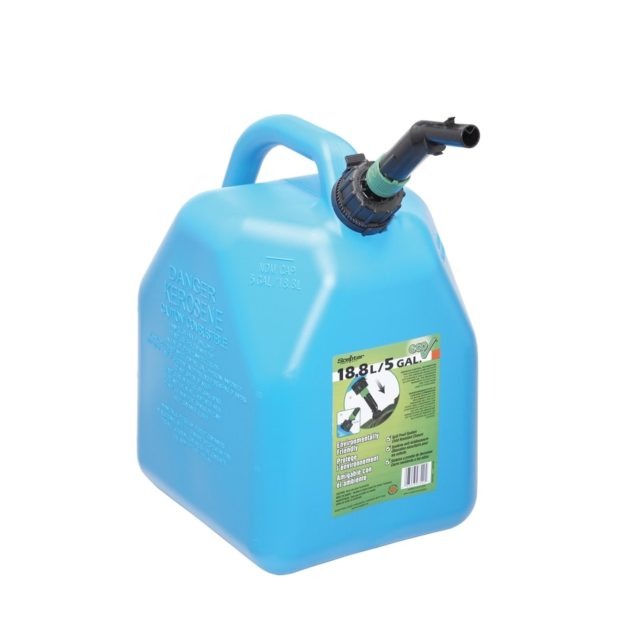 Scepter 5-Gallon Plastic Kerosene Can