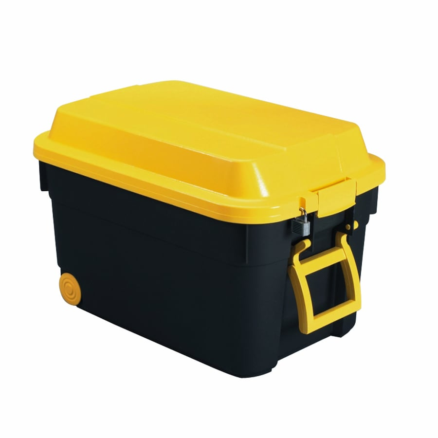 Gracious Living Portable Rolling Trunk Cargo