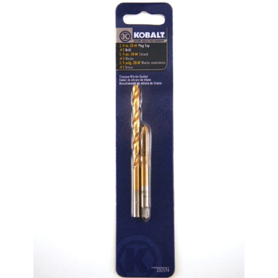 Kobalt 1/4-28 Wrench Tap