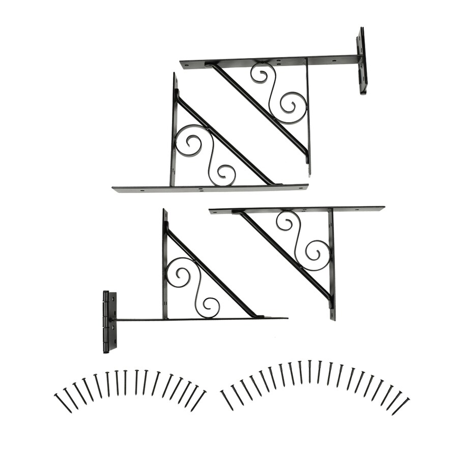 Homax EasyGate Steel-Painted Gate Hardware Kit