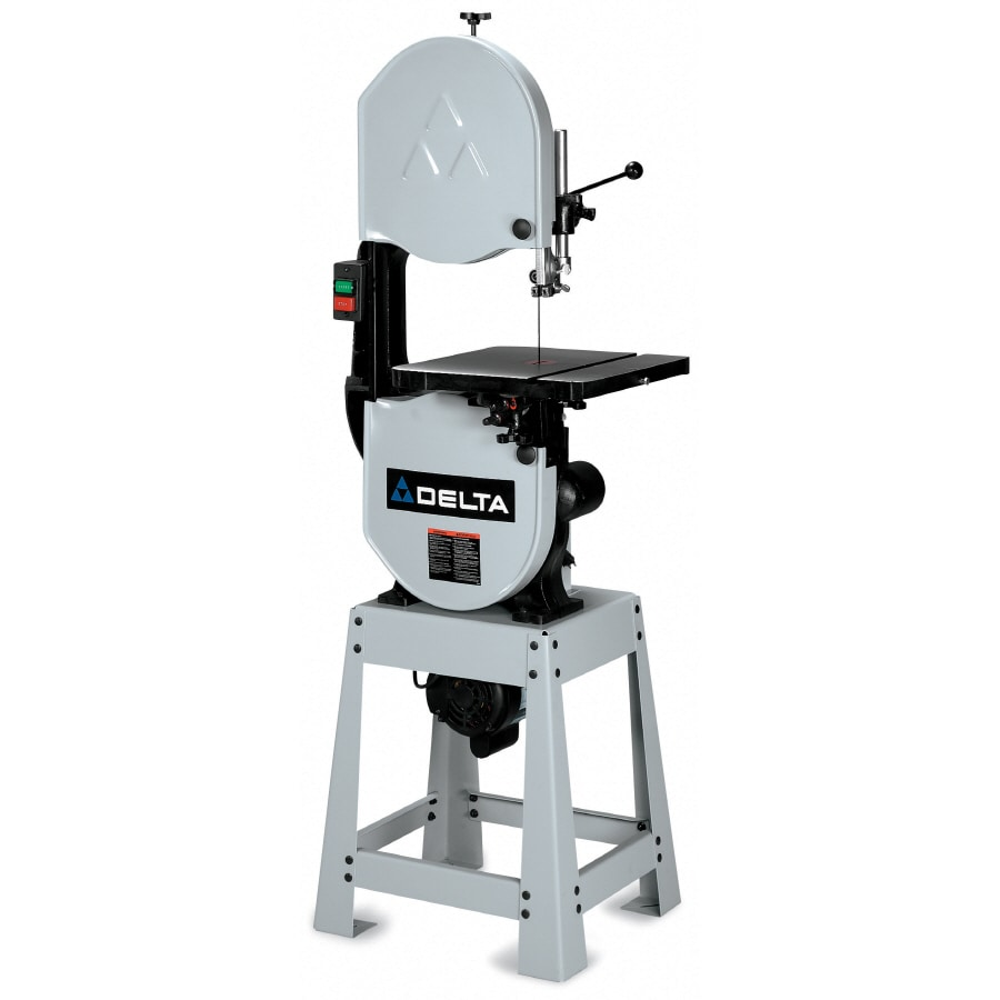Shop Delta 13 75 In 8 Amp Stationary Band Saw At Lowes Com