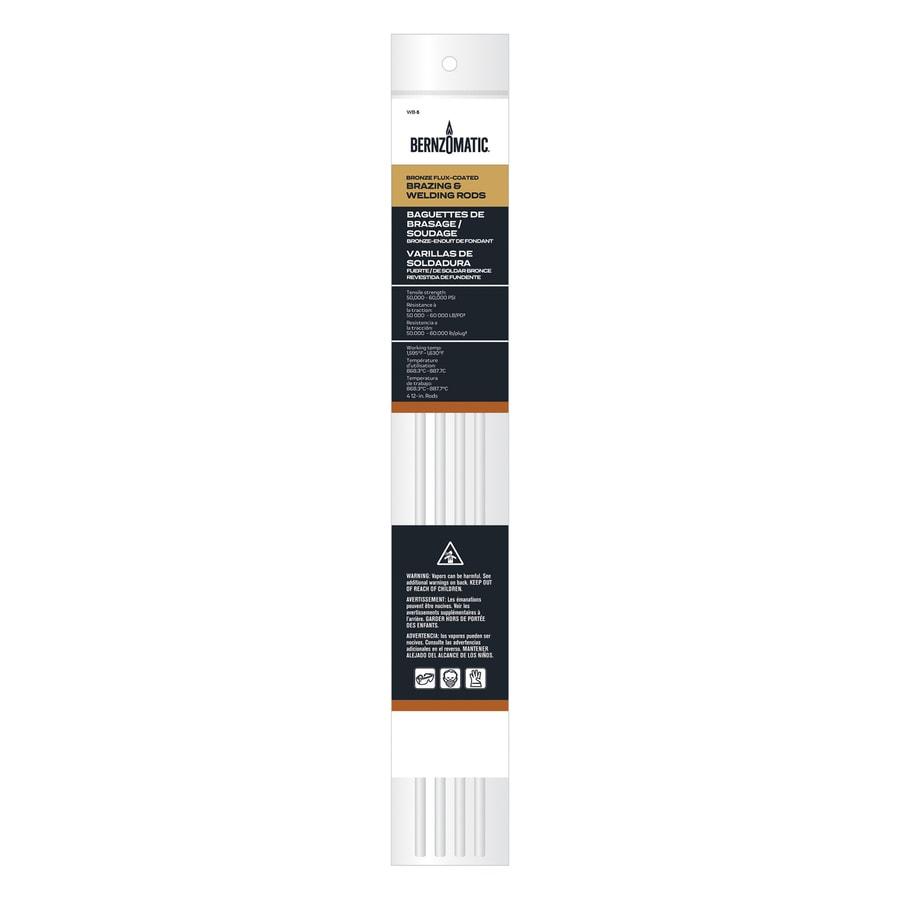 BernzOmatic 1-lb 1/16-in Flux Coated Copper Brazing Rods