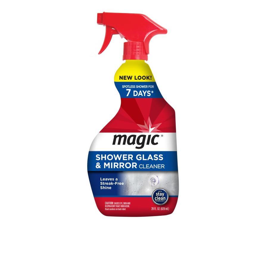 Shop Magic 28 Fl Oz Shower And Bathtub Cleaner At Lowes Com