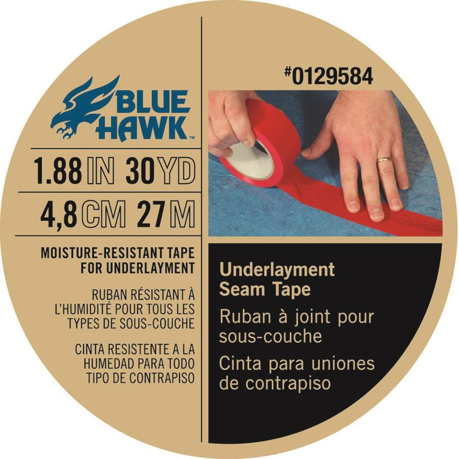 Blue Hawk Underlayment Seam Tape