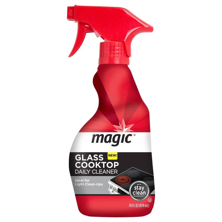 Magic 14-fl oz Cooktop Cleaner