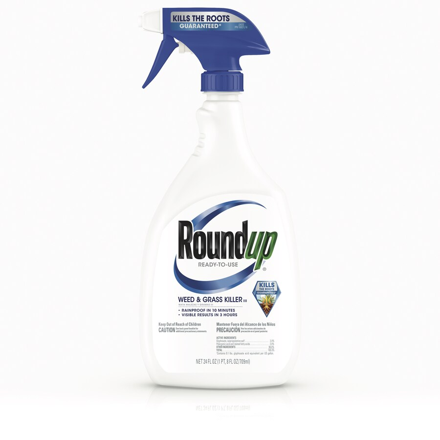 Roundup Ready-to-Use 24-oz Weed and Grass Killer
