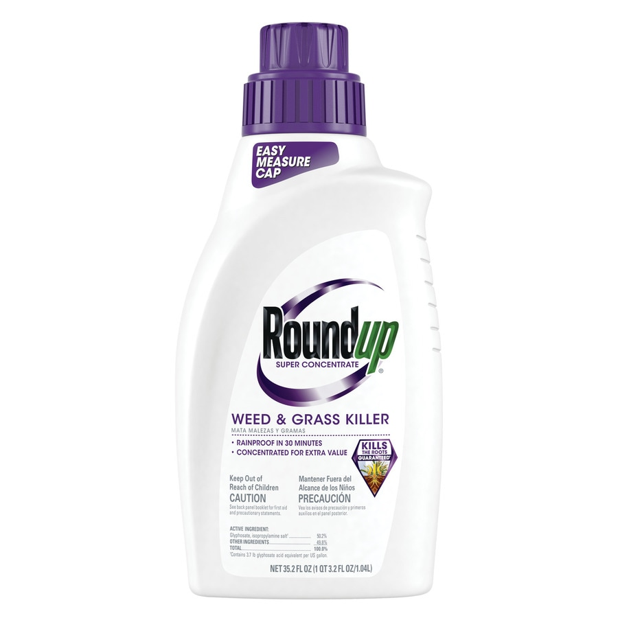 Roundup 35.2-oz Weed and Grass Killer Super Concentrate