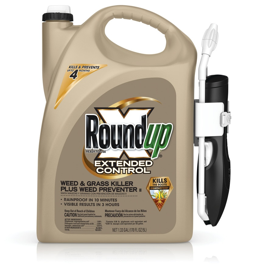 Roundup Extended Control 170.24-oz Weed and Grass Killer Wand